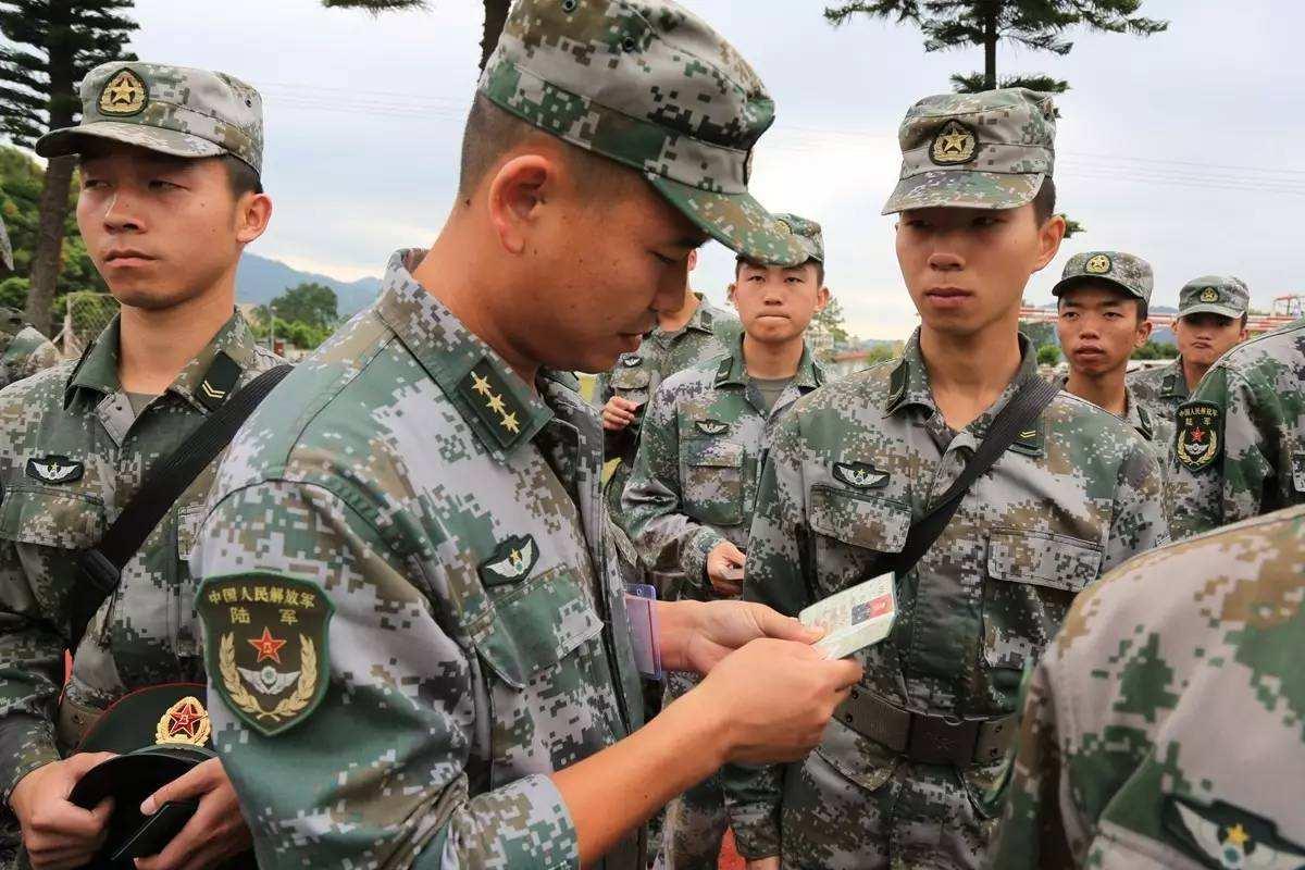 報考軍校必須明白的7個關鍵詞